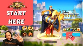 TOP 3 LEGENDARIES FOR 5/1/1/1 + we spin Alexander the Great 40x in Rise of Kingdoms