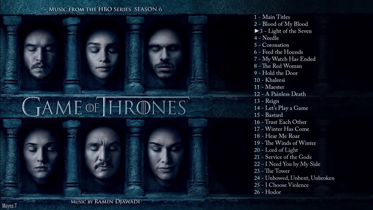 Game of Thrones Season 8 OST - The Night King (Ramin ...