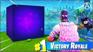 *NEW* Cube Event Happening NOW! (Fortnite Battle Royale