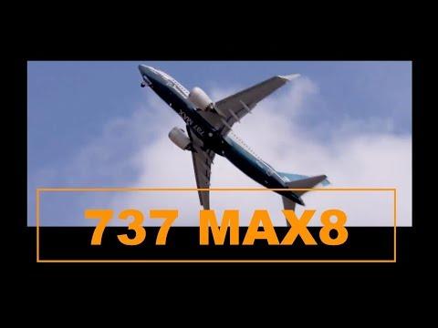 737 MAX 8  - Prof Simon