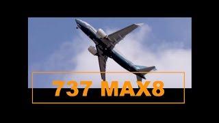 NEW *** 737 MAX 8  - Prof Simon