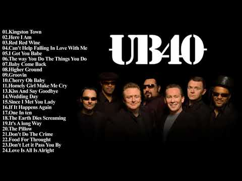 UB40 Greatest Hits - Best Song Of UB40