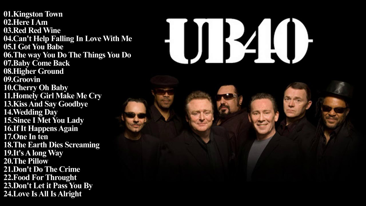 Ub40 Greatest Hits Best Song Of Ub40 Youtube