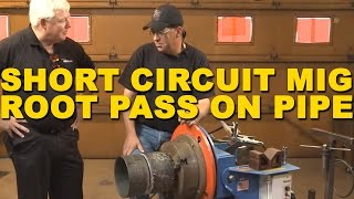 🔥 Short Circuit MIG Pipe Roll Out   TIG Time
