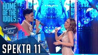 Download lagu NUCA X BCL - A THOUSAND YEARS - SPEKTA SHOW TOP 5 - Indonesian Idol 2020