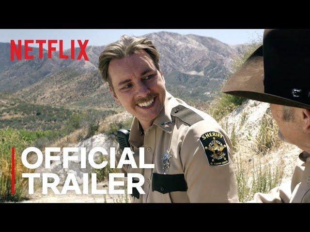 El Camino Christmas | Official Trailer | Netflix