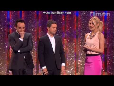 Ashley Roberts presents Ant VS Dec on Saturday Night Takeaway (Series 10, Ep. 4) 2013