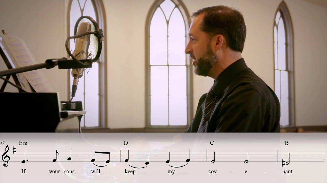 Psalm 132   Dr. David Erb