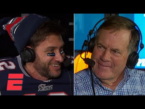 Mike & Mike Interview Bill Belichick Wearing Tom Brady & Belichick Halloween Costumes | ESPN Archive