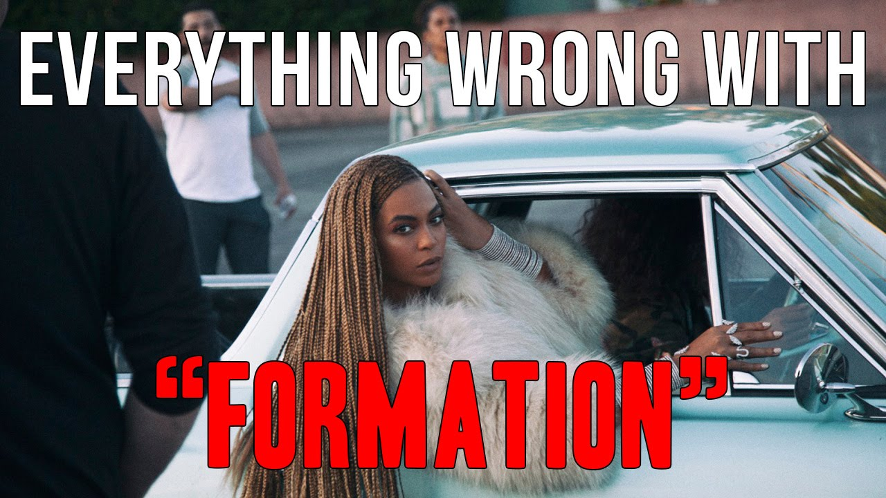 Everything Wrong With Beyoncé Formation Youtube