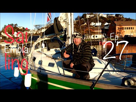 Will she start after 2 months in the cold winters of Norway???..Sailing Embla Ep 27