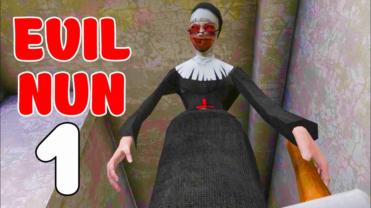 Evil Nun: Scary Horror Game Adventure - Gameplay ...  Evil Nun: Scary...