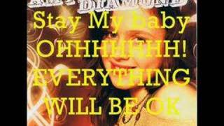 Amy Diamond Stay My Baby-Karaoke (With Lyrics)