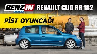 Renault Clio RS 182 review