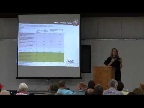 Illinois Nutrient Loss Reduction Strategy Roadshow - Lauren Lurkins