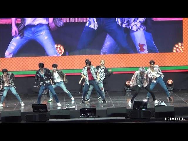 170906 EXO KOKOBOP fanmeeting 2x SPEED UP DANCE