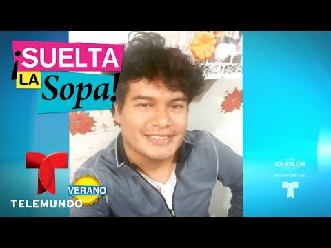 VIDEO: PERUANO DESEA DEMOSTRAR QUE ES HIJO DE JUAN GABRIEL | SUELTA LA SOPA | ENTRETENIMIENTO