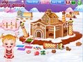 BABY HAZEL GINGERBREAD HOUSE ( Game Baby Hazel )