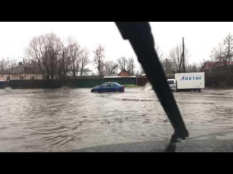 Наводнение Старая Русса