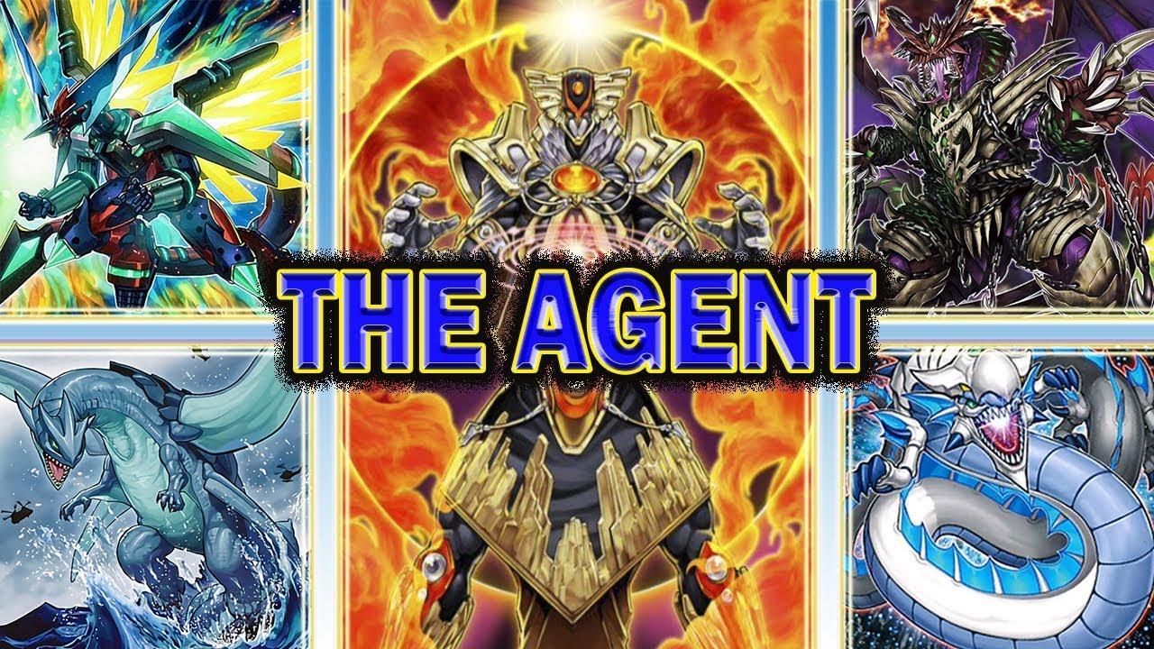 Yu-Gi-Oh! The Agent Deck (Setembro 2018)