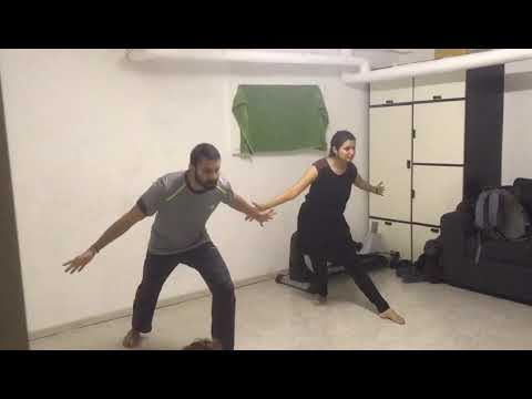 ABCD - Ganapathi Bappa Moriya (Tamil)| Practice| Basic,simple&Easy to learn Choreos