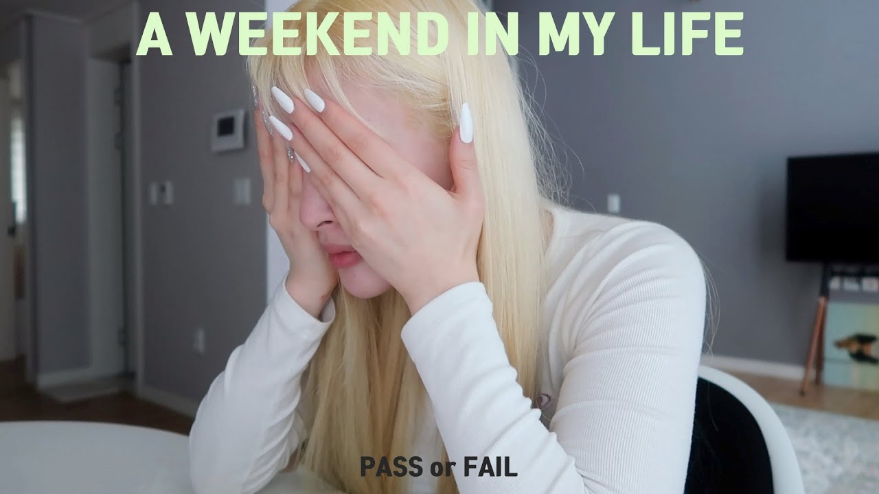 A WEEKEND IN MY LIFE | WHAT I EAT | DIET VLOG SOLMEE