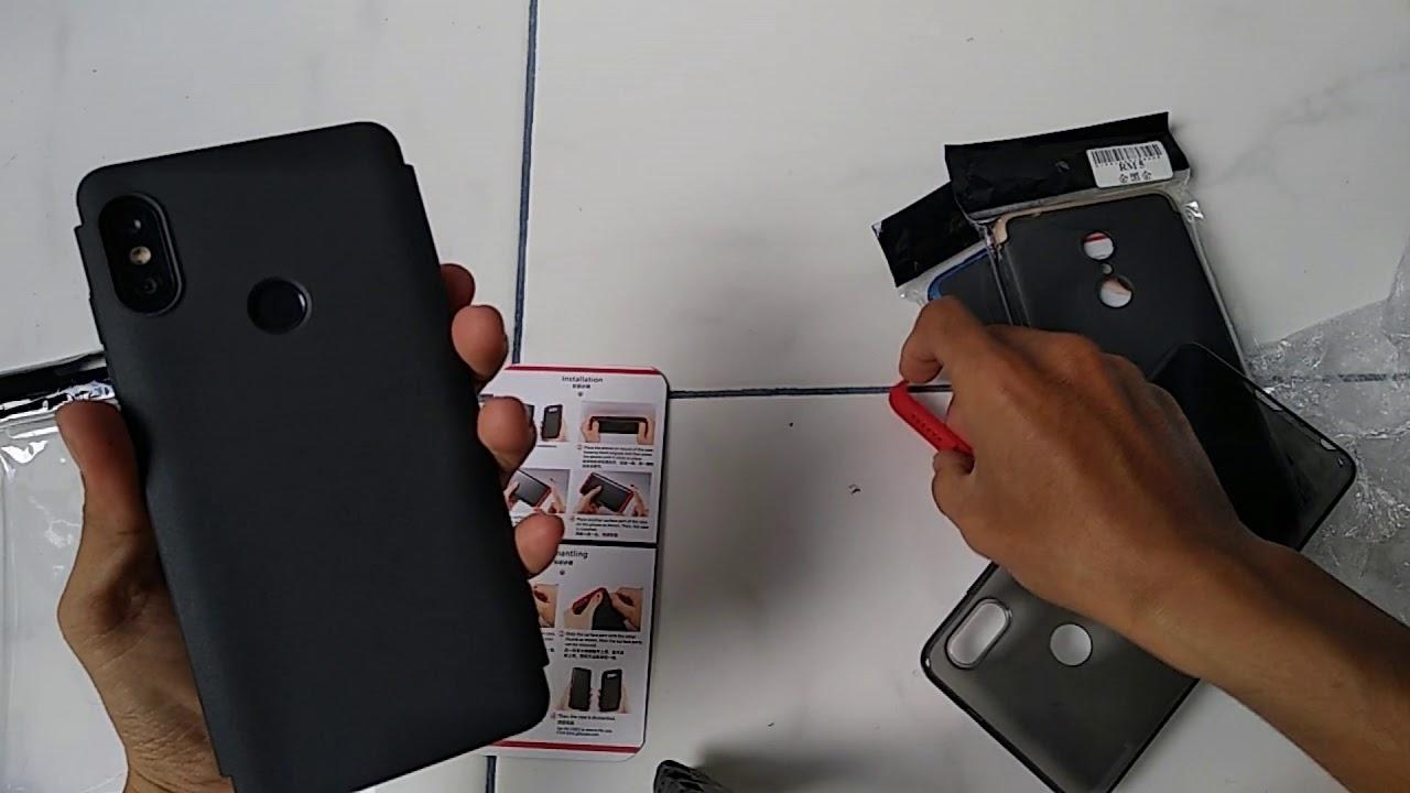 super popular 03b6c 52e53 Hardcase 360 Xiaomi Redmi 5 dan Xiaomi Redmi Note 5