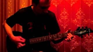 Приключения Электроников - Звенит январская вьюга (Guitar cover)