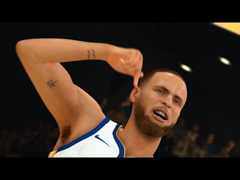 NBA 2K19 1st Gameplay Trailer!