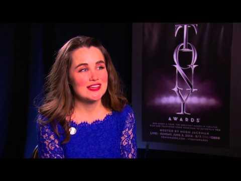 2014 Tony Awards Meet the Nominees: Lauren Worsham