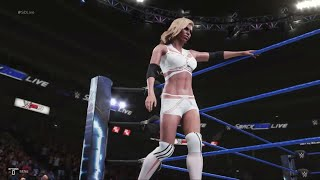 WWE 2K19 - Alexa Bliss VS Torrie Wilson