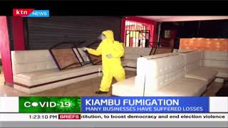 Restaurants and clubs open in Kiambu