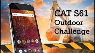 CAT S61 Outdoor Challenge