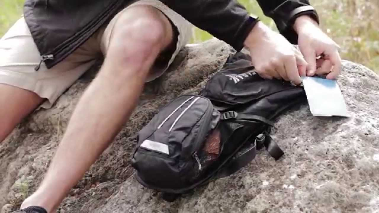 7f0fa37f764 Camelbak Rogue 2 Liter Hydration Pack - YouTube