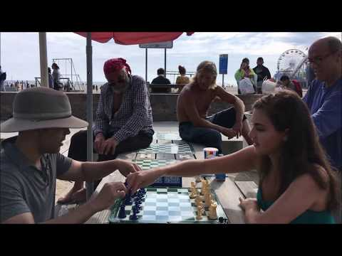 """""""Another Master In Disguise?"""" – WFM Alexandra Botez vs. """"Cowboy Hat"""""""