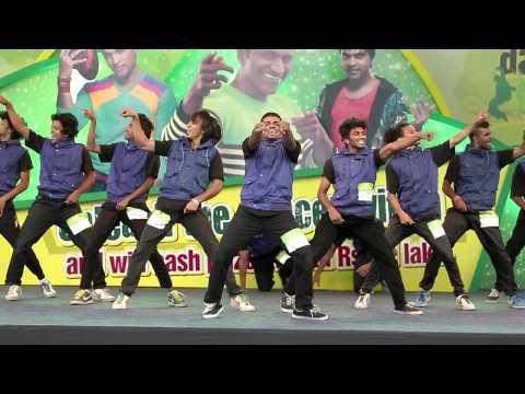 7UP DanceON - Bangalore - Regionals - 4 - S N V Crew