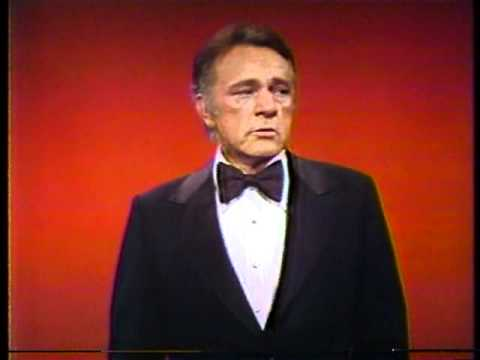 Richard Burton sings Camelot 1978