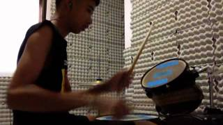 เจ็บไปรักไป - Yes'sir Days cover Drum by Kong Dirty