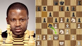 """A """"Smooth"""" Game by Maurice Ashley"""
