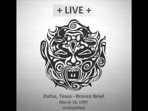 LIVE - In Concert 03/16/1997 - Dallas Texas (Bronco Bowl)