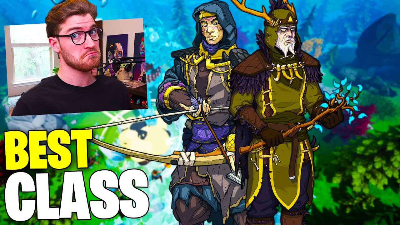 EASILY the MOST OP CLASS in Tribes of Midgard! (Tribes of Midgard Gameplay)