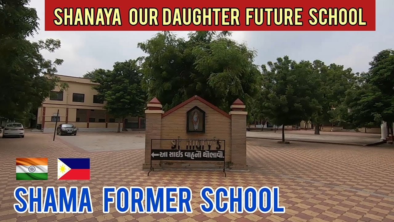 FILIPINO MARRIED TO INDIAN WOMAN. CATHOLIC SCHOOL ATTENDED BY SHAMA. OUR DAUGHTER FUTURE SCHOOL.