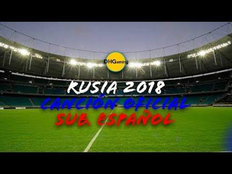 Kоманда 2018 - Polina Gagarina | Canción Oficial Mundial Rusia 2018 | Sub. ESPAÑOL