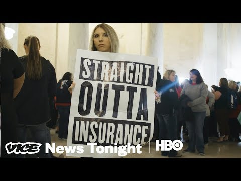 Oklahoma Teachers Are Planning Their Own Walkout To Protest Low Salaries And Education Funding (HBO)