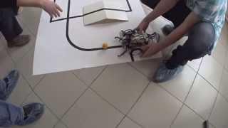 LEGO Mindstorms Траектория