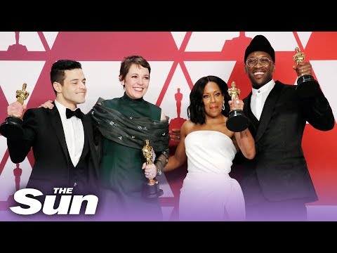 Oscars 2019: Best Moments