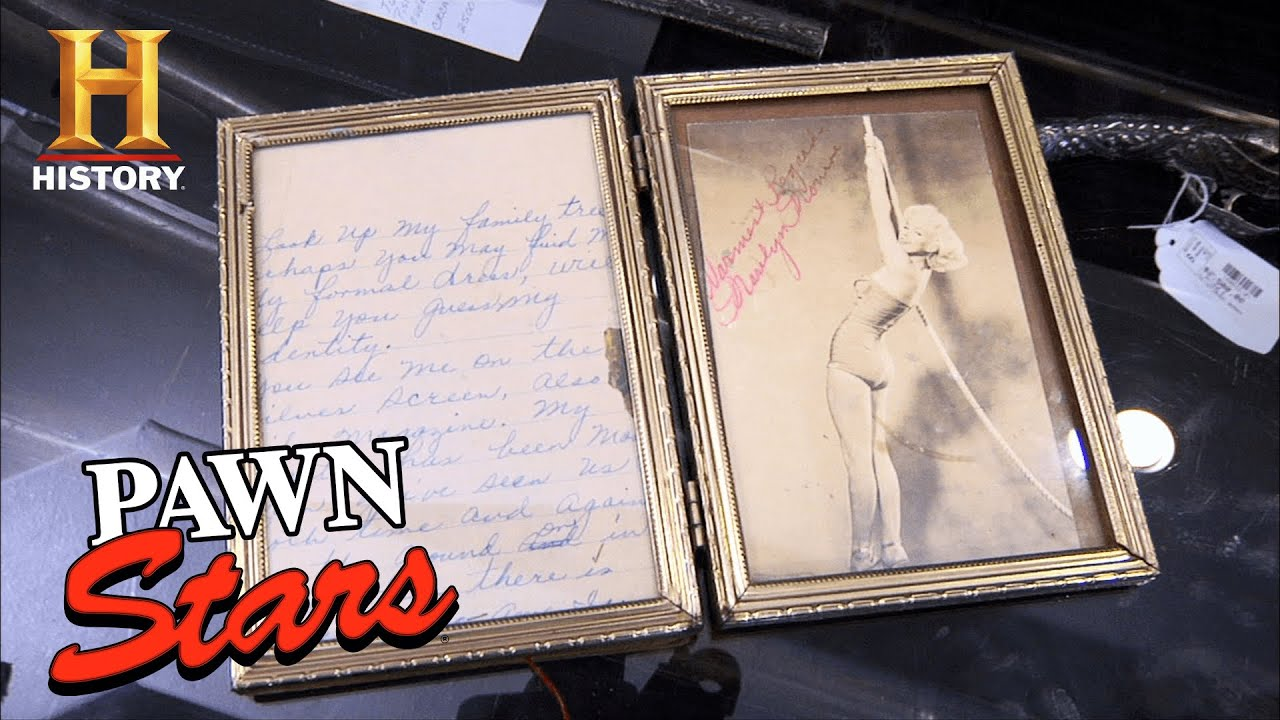 Download Pawn Stars: CRAZY CASH for Marilyn Monroe's Lost Poem (Season 9)