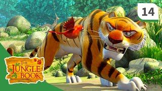 The Jungle Book  ☆ Darzi's Waterfall Rescue ☆ Season 1 - Episode 14 - Full Length