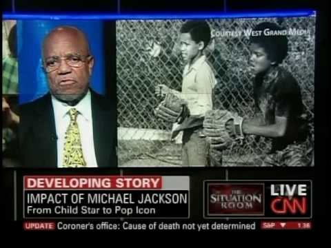 Interview Of Berry Gordy - Founder Of Motown Records Talking About Micheal Jackson Dead At Age 50