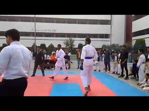 State karate championship in chandigarh